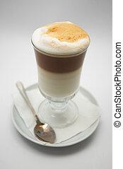 frappe, コーヒー
