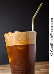 frappe, café