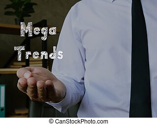 frase, over, zakelijk, page., concept, trends, mega