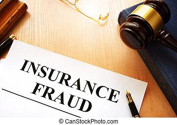 fraud., 保険