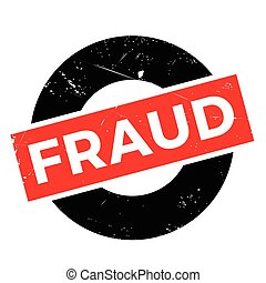 Fraud rubber stamp