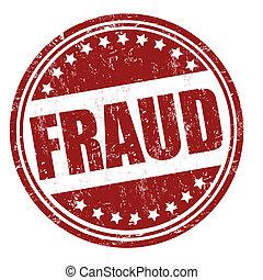 Fraud stamp