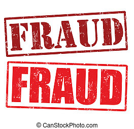 Fraud stamps
