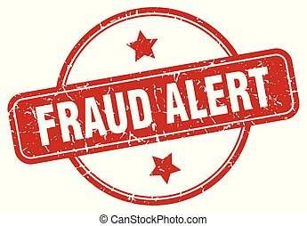 fraude, alerta, sinal