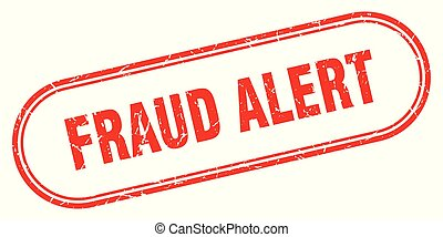 fraude, alerta