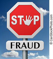 fraude, arrêt