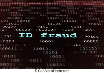 fraude, identificatie