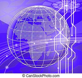 fraude, scam, red, ilegal, ilustración, botnet, 3d