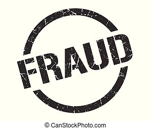 fraude, selo