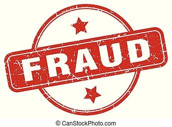 fraude, sinal