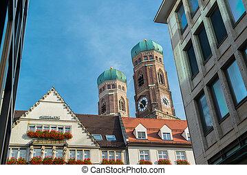 Frauenkirche , Munich Germany