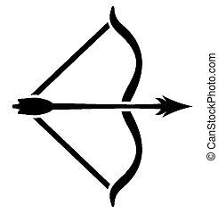freccia, arco