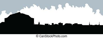 Fredricton Skyline