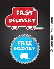 free and fast delivery