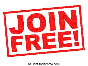 free!, beitreten