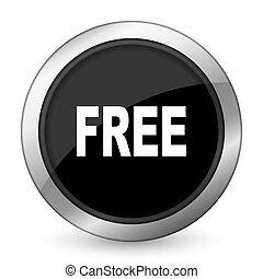free black icon