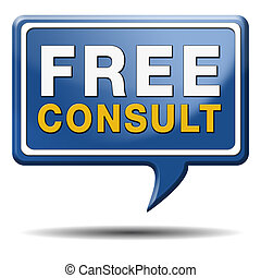 free consult icon - free consult or help and information ...