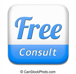 free consultation gratis consult and customer support desk. ...