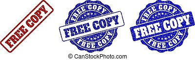 FREE COPY Grunge Stamp Seals