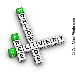 free delivery icon