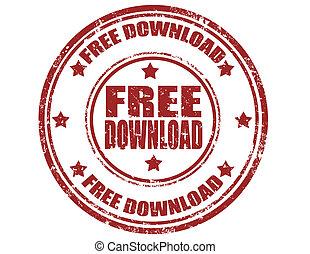 Free download-stamp