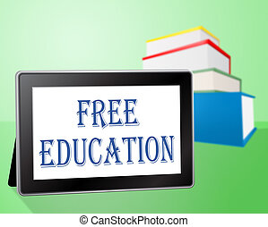 Free Education No Cost - Free Education Meaning No Cost And...