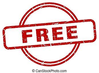 free grunge stamp