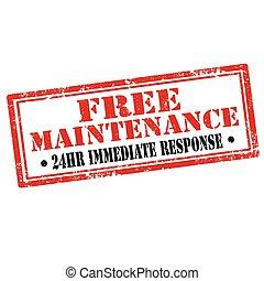 Free Maintenance
