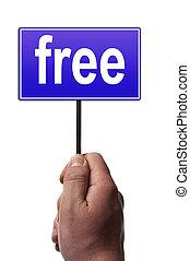 Free message