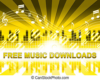 Free Music Downloads Shows No Cost Mp3 - Free Music...