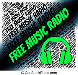 Free Music Radio Represents Without Charge And Acoustic -...