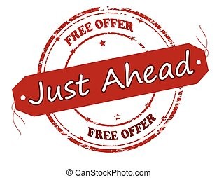 Free offer just ahead