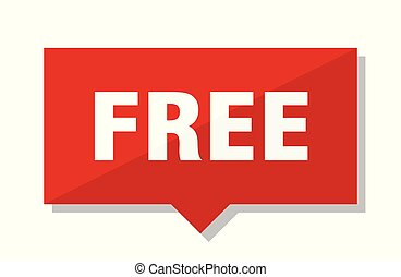 free red tag