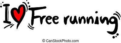 Free running love