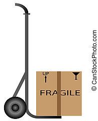 free shipping symbol