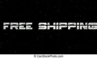 Free Shipping - Video