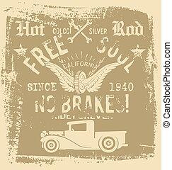 free soul hot rod