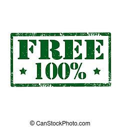 Free -stamp