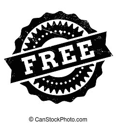 Free stamp rubber grunge
