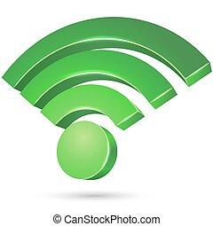 Free Wi-Fi access zone