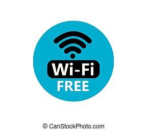 free wifi icon Wireless