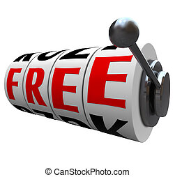 Free Word Slot Machine Wheels No Cost Save Money - The...