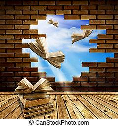 freedom!, conocimiento