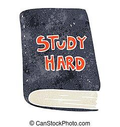 retro cartoon study book - freehand retro cartoon study book