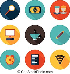 freelance icons in vector format