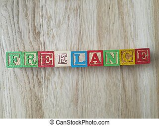 freelance written