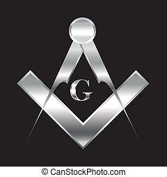 freemasonry, symbool