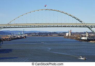 freemont, bridge.