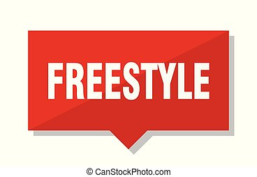 freestyle red tag