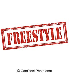 Freestyle-stamp